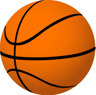 clipart of basketball